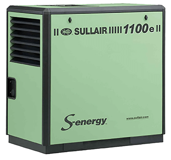 S-energy® 1100e – 1800e Encapsulated Rotary Screw Air Compressors