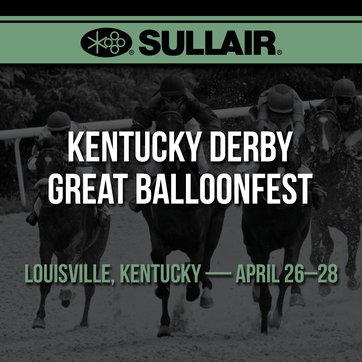 Kentucky Derby Great Balloon Fest
